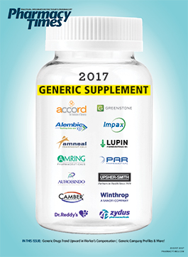 Generic Supplement 2017 publication cover