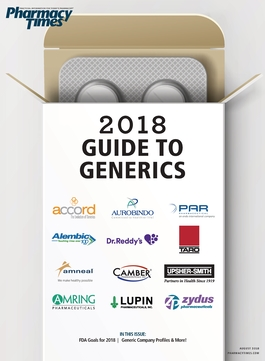 Generic Supplement 2018 publication cover