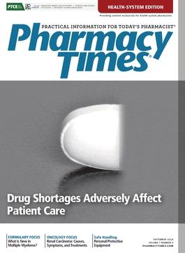 September 2018 publication cover