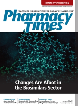 July 2019 publication cover
