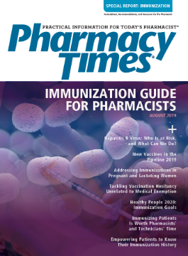 Immunization Guide for Pharmacists publication cover