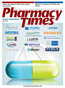 Generic Supplement 2014 publication cover