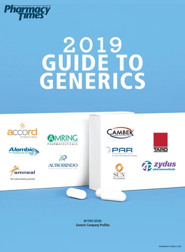 Generic Supplement 2019 publication cover