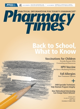 August 2019 Back to School publication cover