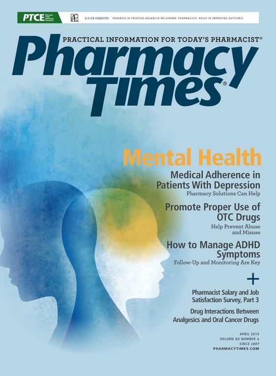 April 2019 Mental Health publication cover