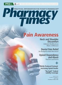 August 2018 Pain Awareness