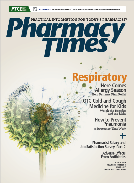 March 2019 Respiratory publication cover