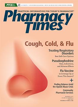 November 2017 Cough, Cold, & Flu