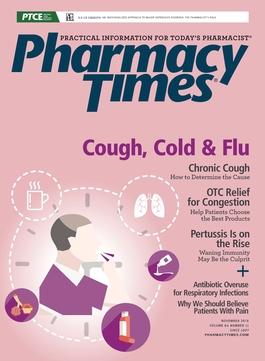 November 2018 Cough, Cold, & Flu