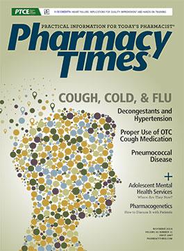 November 2016 Cough, Cold, & Flu
