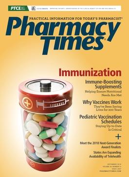 September 2018 Immunization