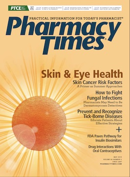 May 2019 Skin & Eye Health publication cover