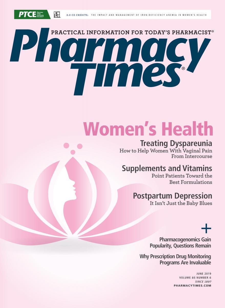 June 2019 Women's Health publication cover