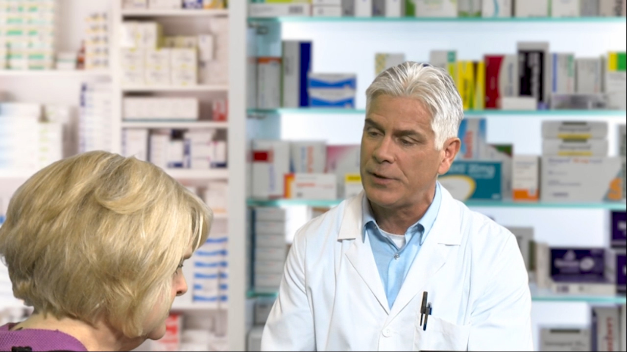 1. Pharmacist interaction with Diabetes Patient