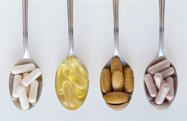Recharging the Immune System With Supplements