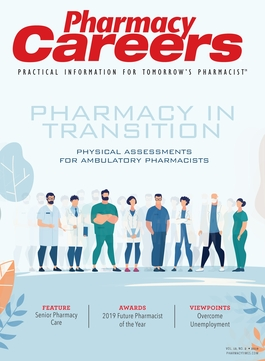 cover of Pharmacy Careers