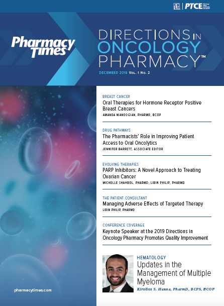 December 2019 publication cover