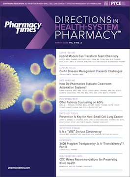 March 2020 publication cover