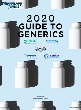 Generic Supplement 2020 publication cover